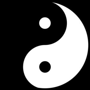 yin yang serotonie